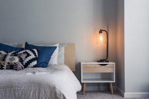 Fall till ro i ditt sovrum